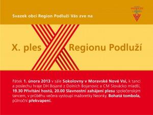 X. ples Regionu Podluží